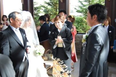 2009.12.19 花嫁さまのお写真_b0120777_2303410.jpg
