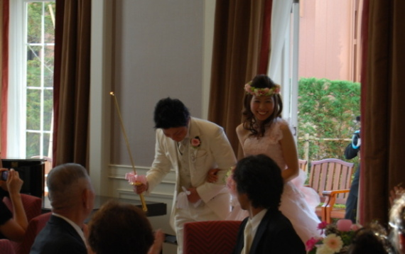 2009.12.19 花嫁さまのお写真_b0120777_2322916.jpg