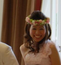2009.12.19 花嫁さまのお写真_b0120777_236144.jpg