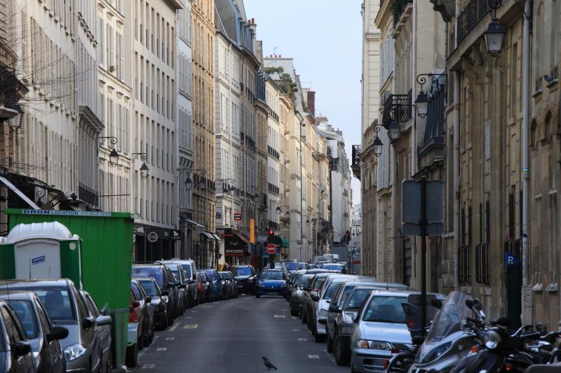 パリの街並み_c0187779_683942.jpg