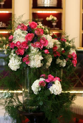 ウェディングの飾花 *お迎え花*_f0127281_23374157.jpg