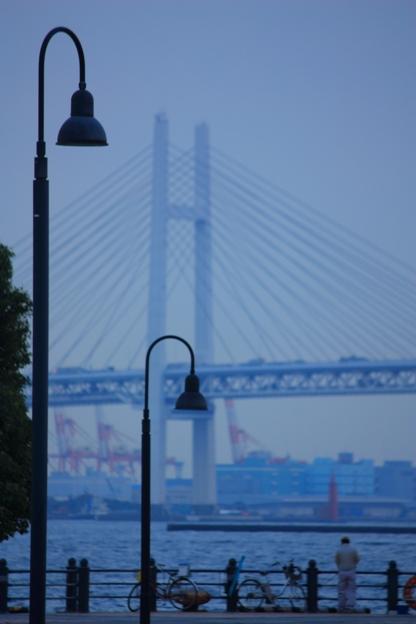 街灯のある風景95 inみなとみらい_d0151003_135418.jpg