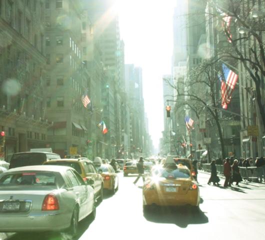 クリスマス前の5番街から街角風景_b0007805_0585490.jpg
