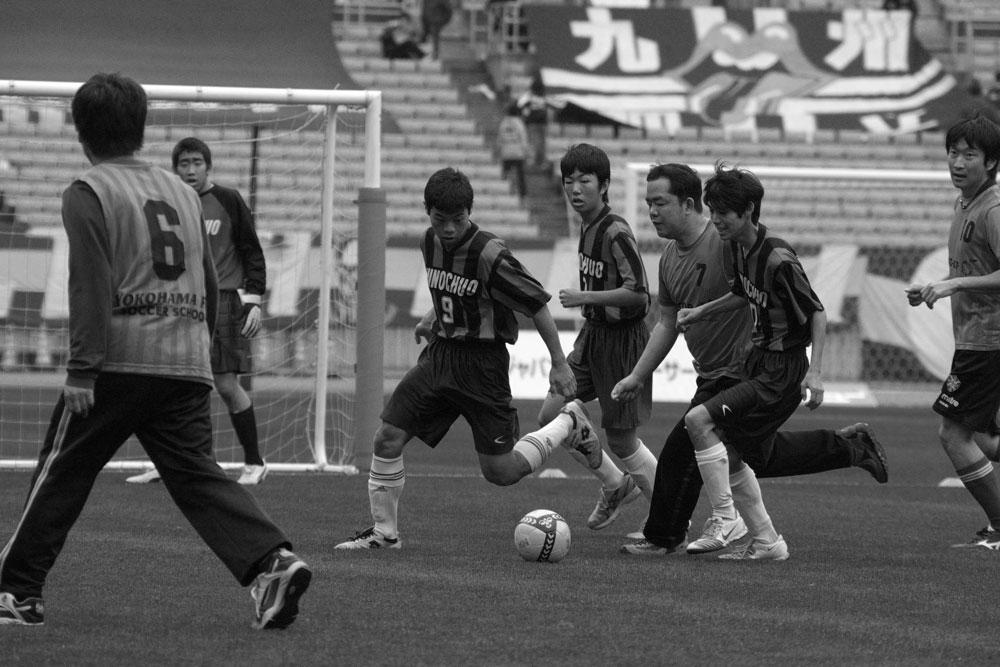 横浜FCヨコハマぽるとカップ決勝_b0023523_11342411.jpg