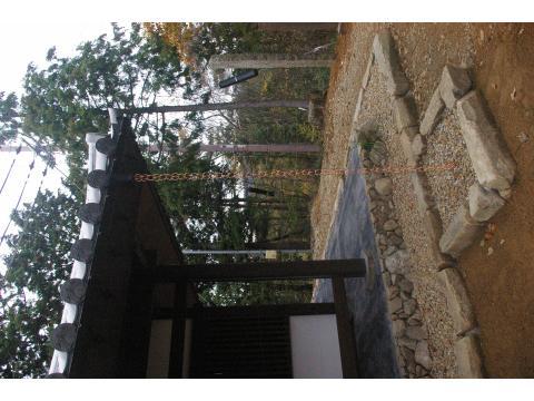奥の院 石組 完成_c0100949_2165736.jpg