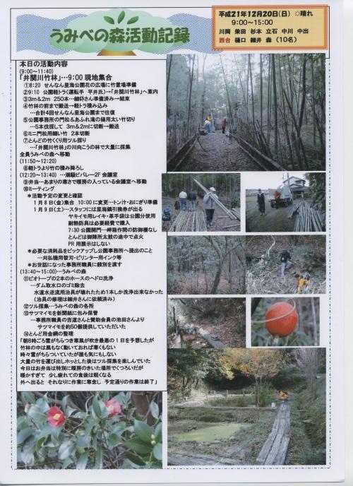「井関川竹林」他・・・定例活動日_c0108460_18153389.jpg