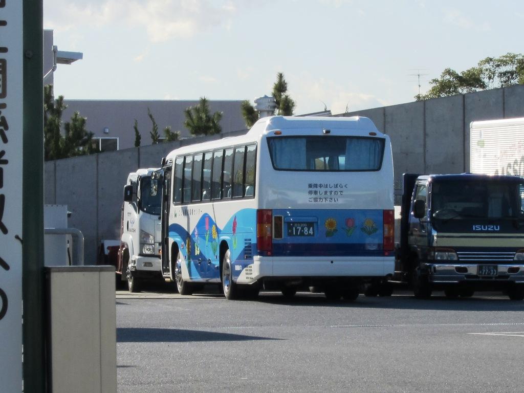 東京福祉バス : 鉄鋼団地便り2009 by 817acrescoasttransit
