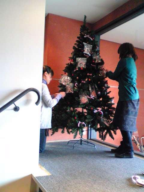 クリスマスツリー_e0120789_22464841.jpg