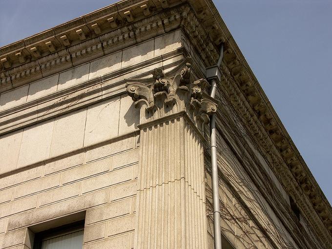 おかやま旧日銀ホール<ルネスホール>(旧日本銀行岡山支店)_f0116479_22482312.jpg