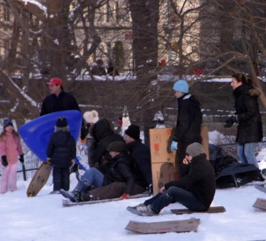 雪ソリ遊びから学ぶこと_b0007805_123433.jpg
