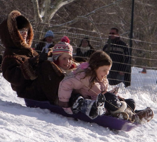 雪ソリ遊びから学ぶこと_b0007805_6423333.jpg
