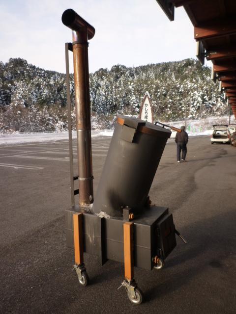 冬の間伐材利用!_f0207410_23201386.jpg