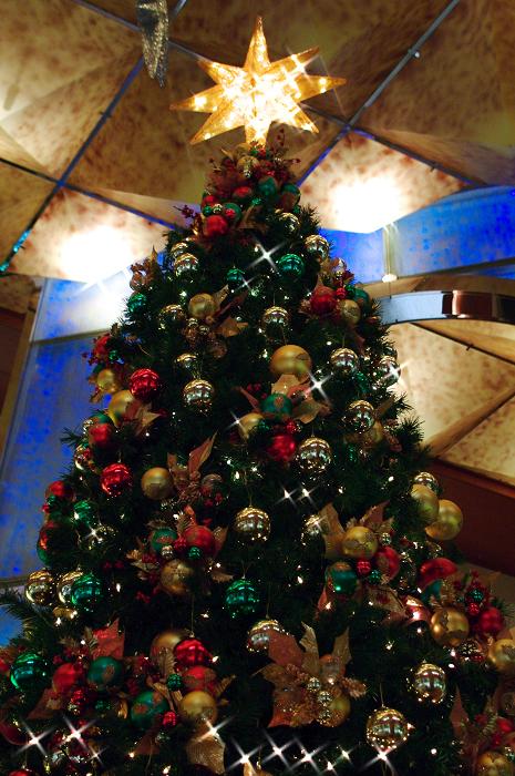 X\'mas Treeの輝き(ウェスティン都ホテル京都)_f0155048_058127.jpg