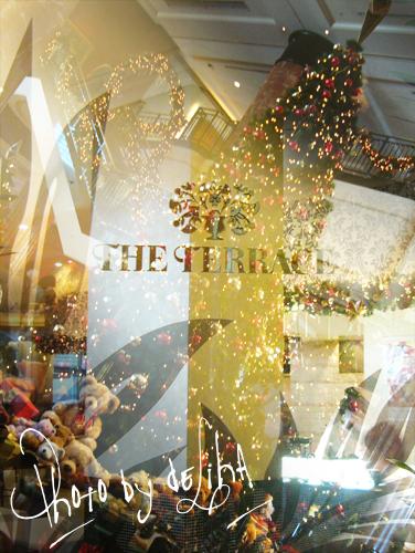 ウェスティンホテル ザ・テラス☆クリスマスブッフェ_c0131054_13363947.jpg