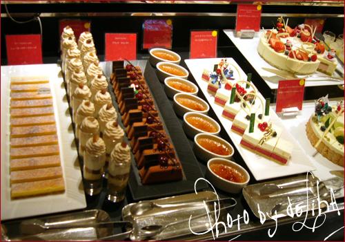 ウェスティンホテル ザ・テラス☆クリスマスブッフェ_c0131054_13371270.jpg