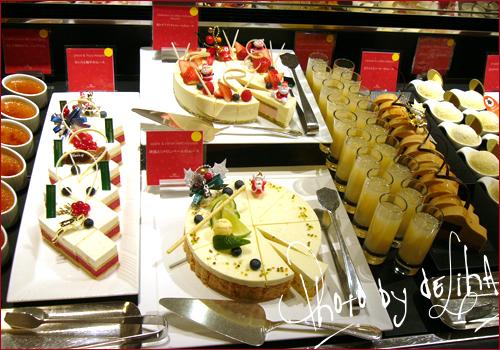 ウェスティンホテル ザ・テラス☆クリスマスブッフェ_c0131054_13372029.jpg