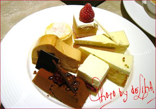 ウェスティンホテル ザ・テラス☆クリスマスブッフェ_c0131054_13385080.jpg