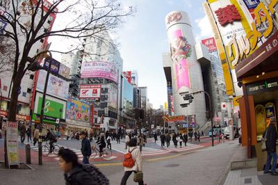 12月22日(火)今日の渋谷109前交差点_b0056983_1225791.jpg