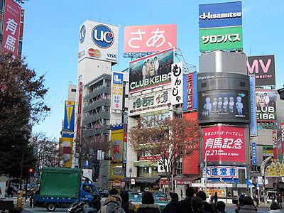 12月22日(火)今日の渋谷109前交差点_b0056983_1273513.jpg