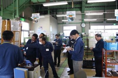 第40期上期生産革新活動 成果報告会_c0193896_131442.jpg