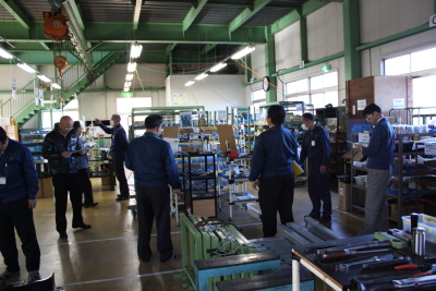 第40期上期生産革新活動 成果報告会_c0193896_1315671.jpg
