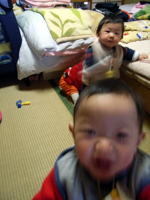 双子の遊び場_b0186200_2356970.jpg