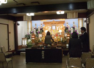 Day 5  座談会、通夜 12月22日(火)2011_b0069507_8512652.jpg