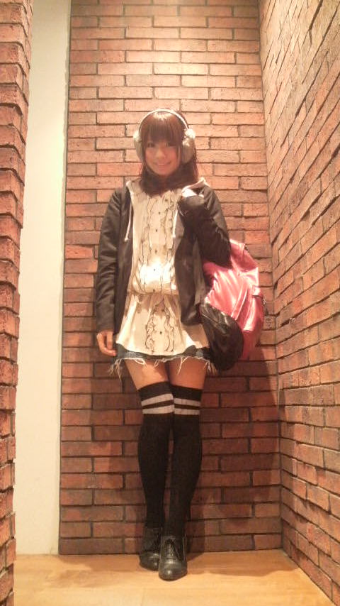 ☆ファッションチェック☆_a0146017_2342286.jpg