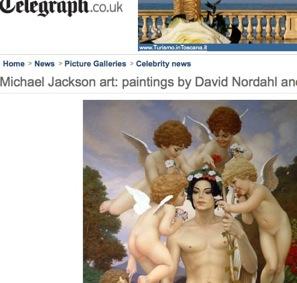 必見!イコンとなったマイケル!Michael Jackson art_b0074921_19433592.jpg
