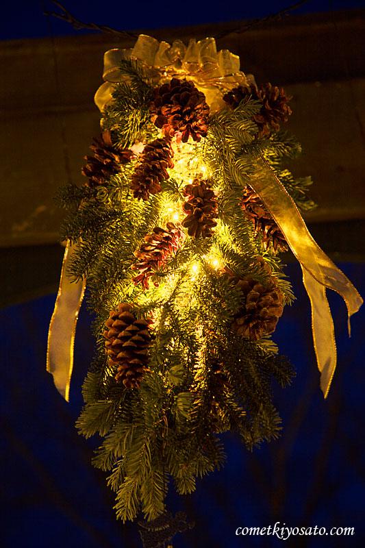 クリスマス・イルミネーション_b0179231_1310342.jpg