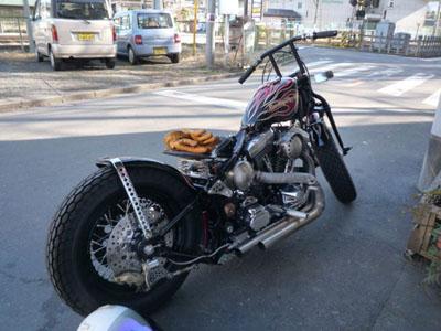 昨日のバイク!!_f0194657_15134010.jpg