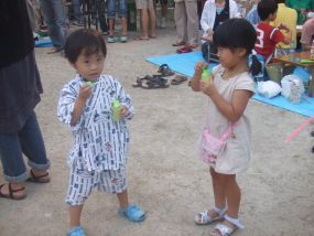 夏祭り_a0154066_1745345.jpg