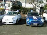 Fiat500、New Poloに試乗_e0093380_13143091.jpg