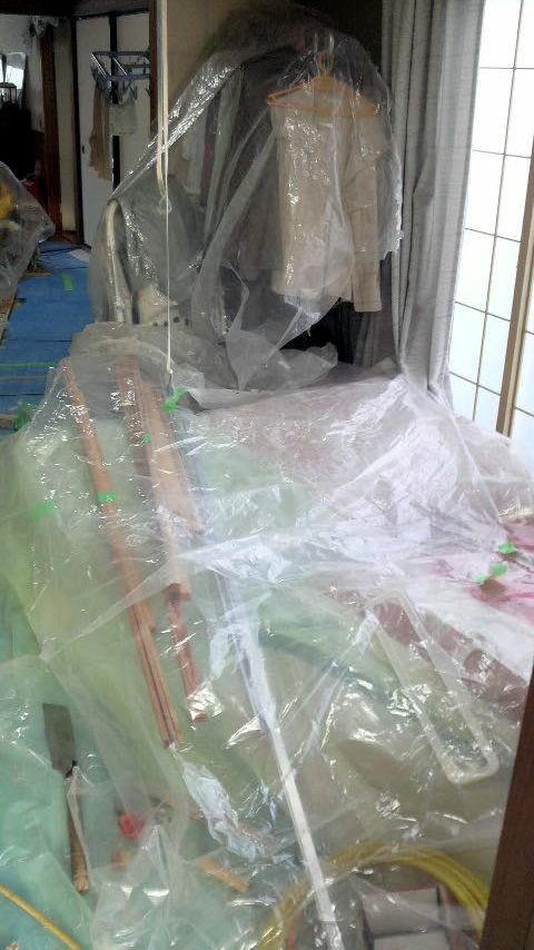 A邸「断熱改修の家」 工事中!_f0150893_21553153.jpg