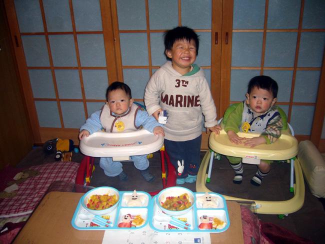双子の誕生日!_b0186200_072936.jpg