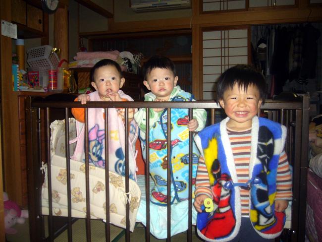 双子の誕生日!_b0186200_074962.jpg
