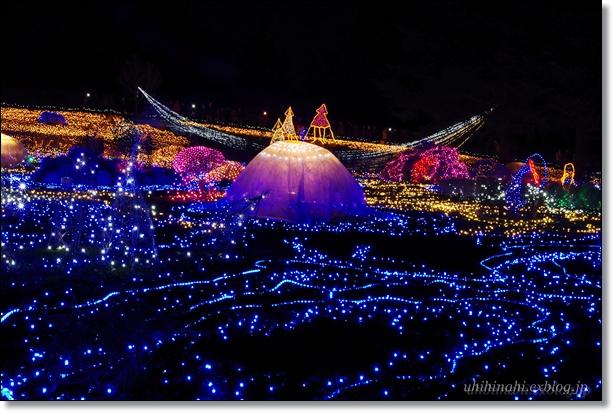 Merry Christmas♪ 海のイルミネーション_f0179404_23155879.jpg
