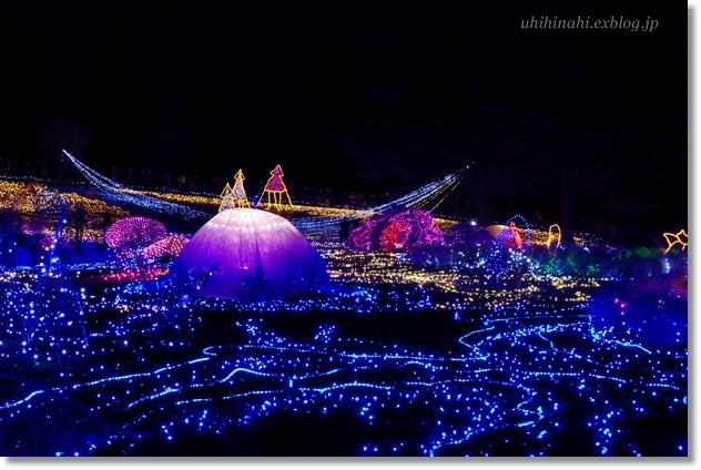Merry Christmas♪ 海のイルミネーション_f0179404_23183332.jpg