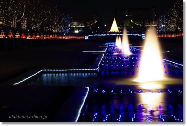Merry Christmas♪ 海のイルミネーション_f0179404_23203867.jpg