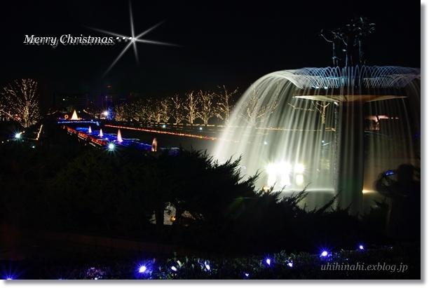 Merry Christmas♪ 海のイルミネーション_f0179404_2321410.jpg