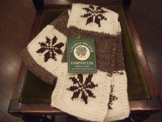 "CANADIAN SWEATER "" CANADIAN Muffler \""_b0122806_19403851.jpg"
