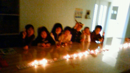 クリスマス会 火曜日クラス_b0187423_1545498.jpg