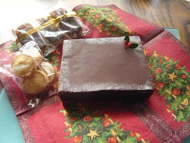 クリスマスケーキ♪_d0100638_14385577.jpg