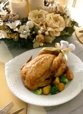 Menu de Noël  クリスマスのおもてなしメニュー_f0121752_15355854.jpg