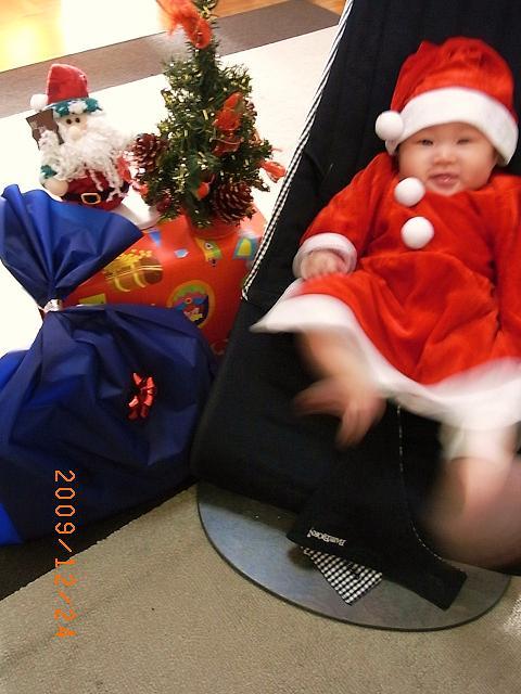クリスマス2009 聖誕快楽!_e0155771_19162799.jpg