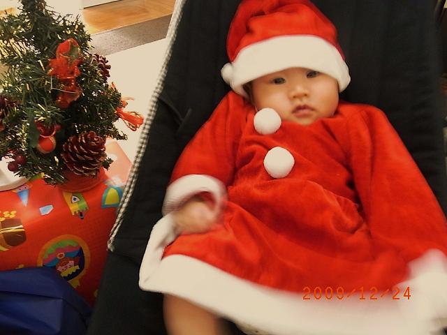 クリスマス2009 聖誕快楽!_e0155771_1917254.jpg