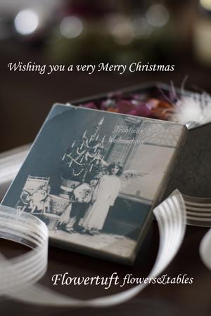 花のクリスマスギフトボックス*_c0137872_1812932.jpg