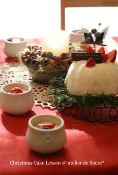 昨年と今年の違い@12月One day Lesson Cake Class_b0065587_21301864.jpg