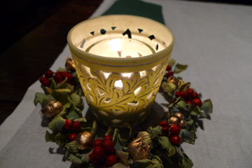 『conca』さんのクリスマスディナー_b0142989_233282.jpg