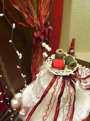 クリスマスデコレーション♪_b0105897_0291439.jpg